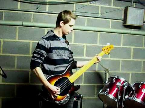 Bass cover of Exodus/Emigre (Anti-Flag)