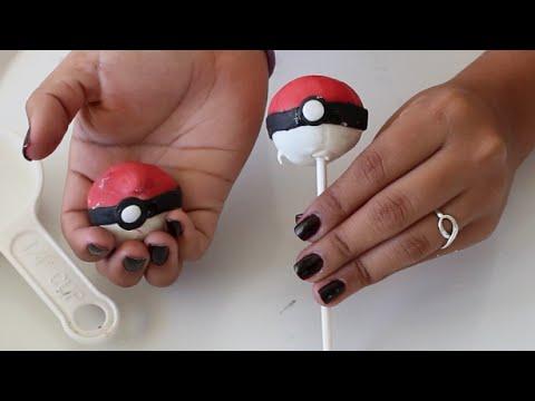 pokeball cakepops youtube