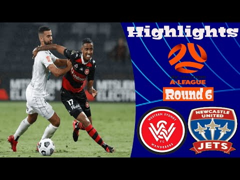 Western Sydney Wanderers Newcastle Jets Goals And Highlights