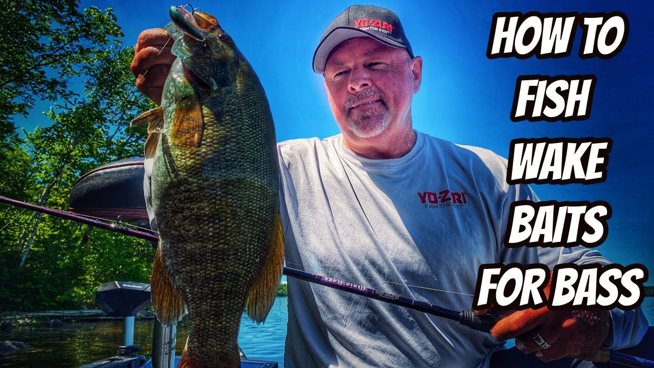 Download HOW TO WAKE BAITS FOR BASS- New Full length Episode!