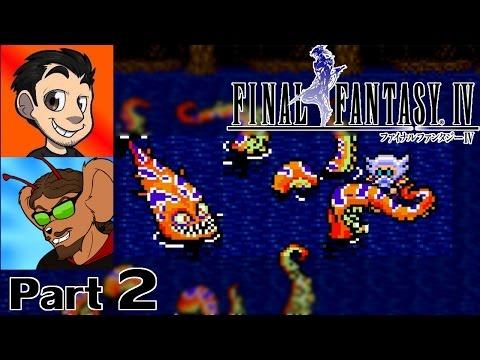 [2] Final Fantasy IV - Never trust the old geezer