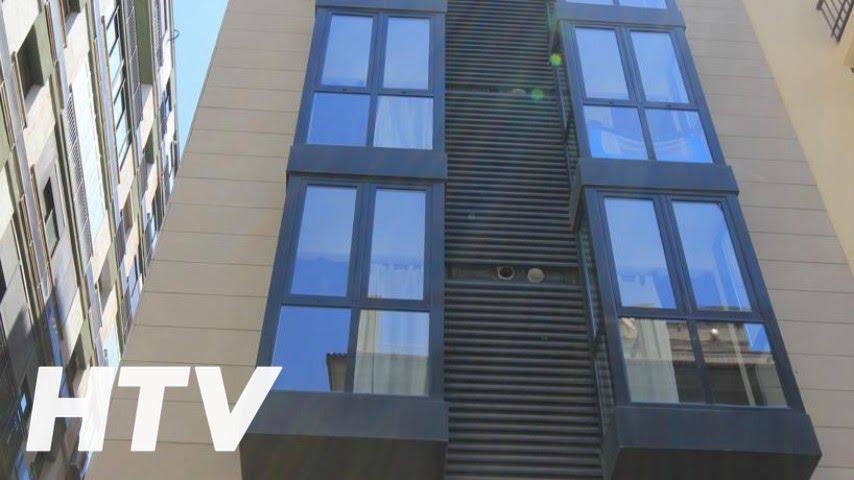 Apartamentos europa house loft en alicante youtube for Apartamentos europa