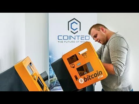 Cointed ICO   Market, ATM, Card and mining all in one platform