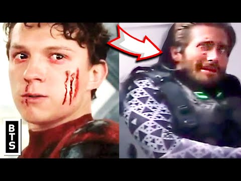 The Secret Meaning Behind Mysterio's Last Words in Spiderman Far From Home Theory