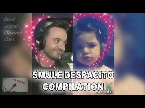Smule Despacito - Luis Fonsi Ft Fans The Best Compilation