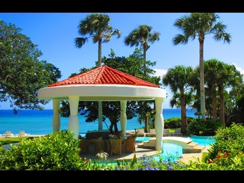 Magnificent oceanfront villa in Cabarete - Luxury Caribbean Homes