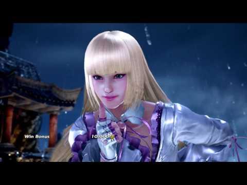 Tekken 7 PS4 Lili Arcade Playthrough