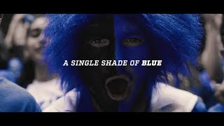 A Single Shade of Blue...