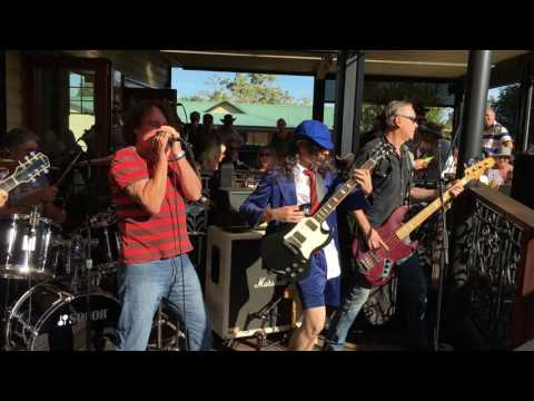 Dirty Deeds AC/DC Tribute - Hells Bells Live At Denman Hotel