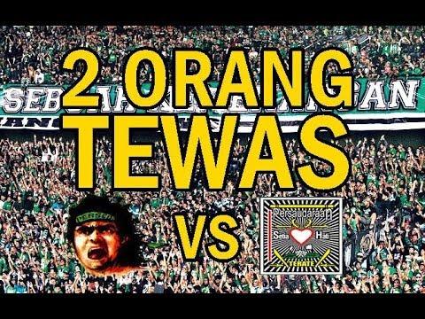 Bonek Vs PSHT SH Terate Bentrok Di Surabaya