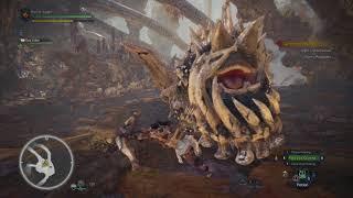 Monster Hunter World Sight A Great Girros - Ivestigate the Rotten Vale (Hunt A Radobaan)