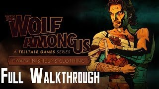 The Wolf Among Us - Episode 4 - In Sheep