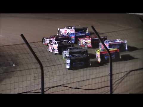 Round #2 Heat #2 from Portsmouth Raceway/Dirt Track World Championship, 10/14/16