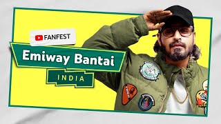 Emiway Bantai - Finale Performance | YouTube FanFest 2020