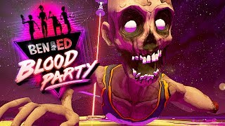 Ben and Ed Blood Party Gameplay German - Zwei Zombies die sich lieben