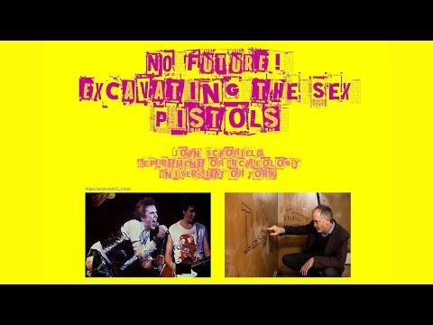 Excavating the Sex Pistols