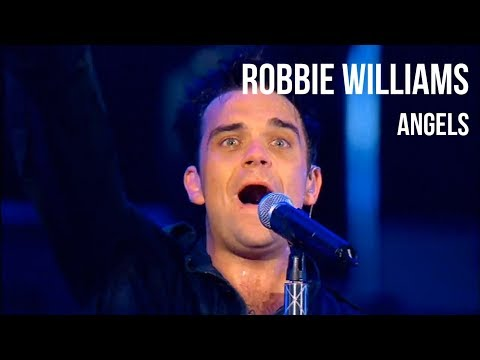 angels robbie williams interpretation