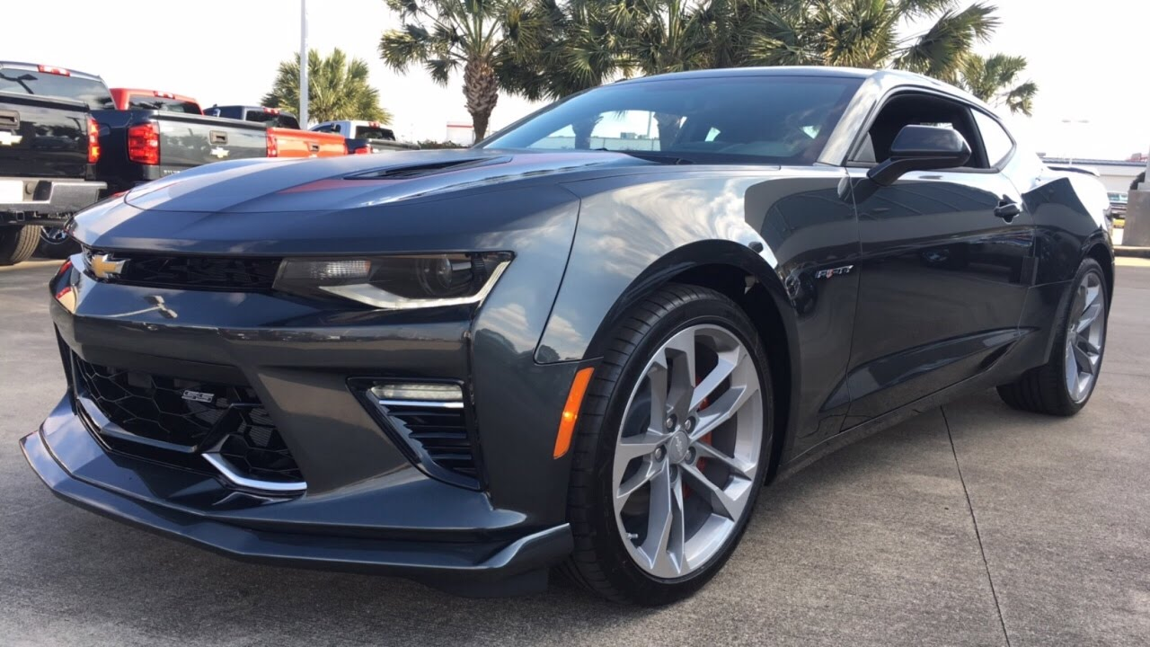 2017 chevrolet camaro ss fifty edition 6 2l v8 youtube. Black Bedroom Furniture Sets. Home Design Ideas