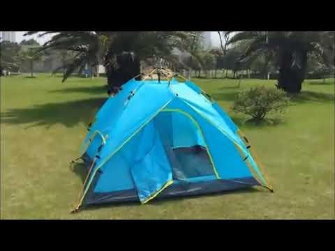 Автоматическая большая палатка