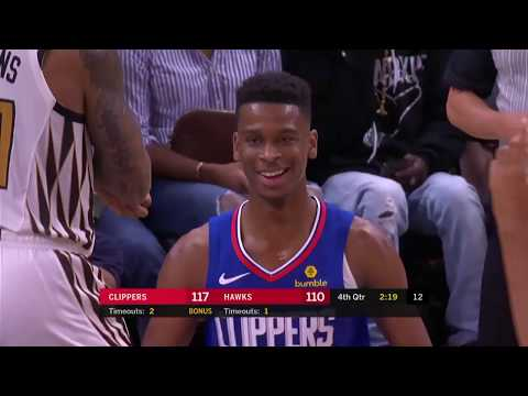 Los Angeles Clippers vs Atlanta Hawks | November 19, 2018