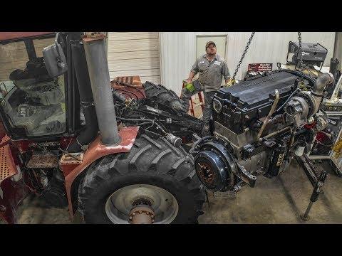 Diesel Mechanic- Cam Timing & Valves Lash -24v Cummins Tractor Repair