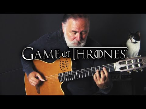 Game of Thrones – Main Theme – fingersyle guitar cover