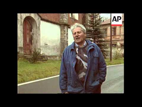 CZECH REPUBLIC: MOVES TO HEAL HISTORIC WOUNDS WITH GERMANY