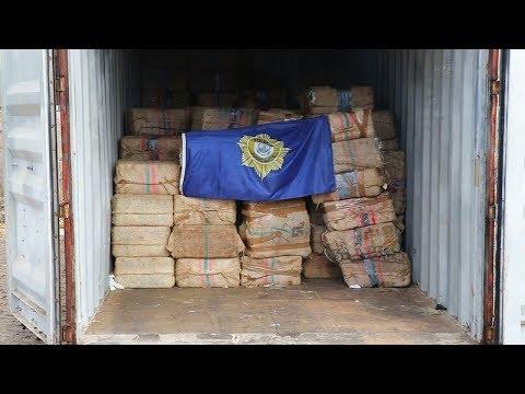 В Кабо-Верде у российских моряков изъяли 9,5 тонн кокаина
