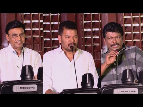 குருவையே மிஞ்சிட்டியே : Otha Seruppu Press meet | Director Bakyaraj | shankar | parthipan