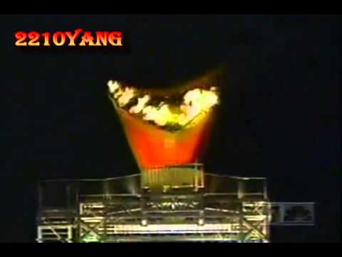 & Torch Lighting olympic 1988 - 2008 - YouTube azcodes.com
