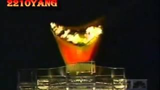Torch Lighting olympic 1988 - 2008