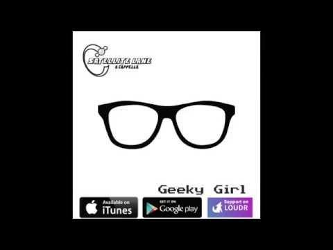 """Satellite Lane - """"Geeky Girl"""" Official Lyric Video"""