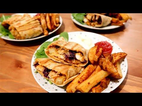 galette-égyptienne-/-recette-facile-/-manger-en-famille-👍🔝