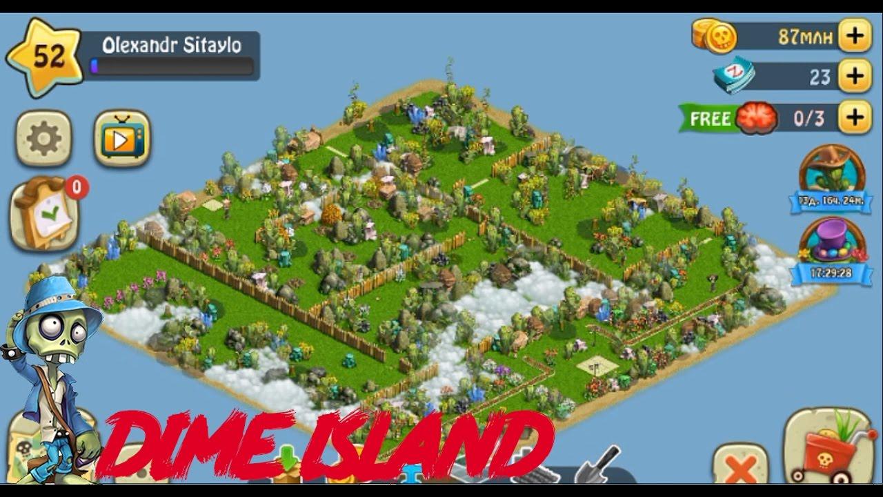 Zombie Castaways - Dime Island(Грошовый Остров)