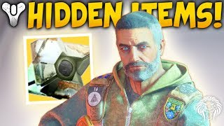 Destiny 2: UNSOLVED SECRET & SEASON 5 WARNING! Disappearing Loot, New Exotic Cheese & Hidden Perks