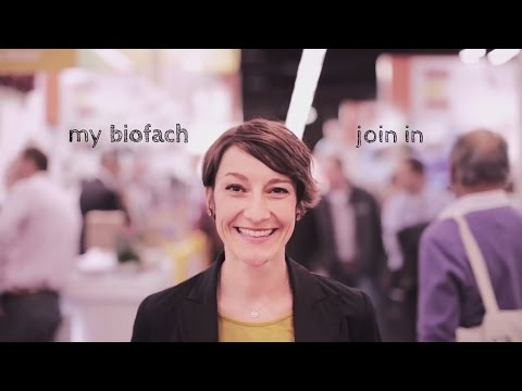 #mybiofach - Join into the World`s leading Trade Fair for Organic Food
