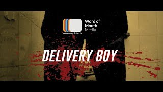 Delivery Boy | Short Horror Thriller Film | Word of Mouth Media