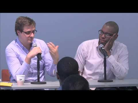 Being Smart in Prime Time: A Conversation with Chris Hayes and Ta-Nehisi Coates