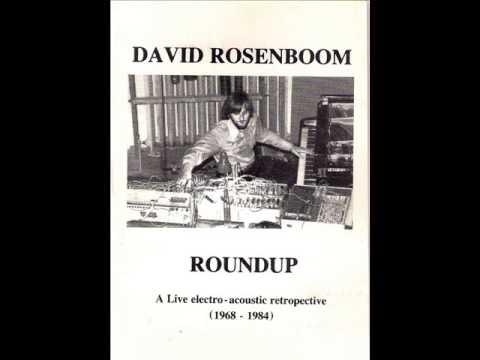 David Rosenboom - URBOUI ( 1968 Brainwave Noise / Experimental )