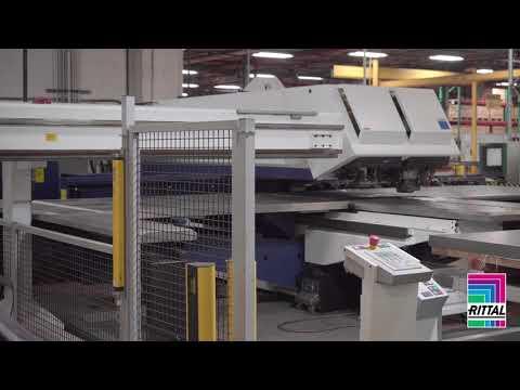 Rittal's Urbana, Ohio Production and Modification Facility