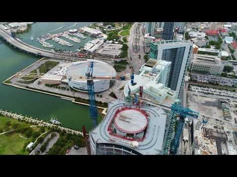 OneThousand heliport and new Miami Heliport option