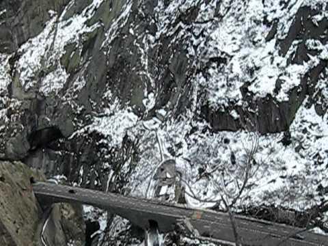Чертов мост. Суворов переход через Альпы 1799