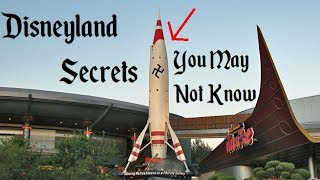 5 Disneyland Secrets You May Not Know