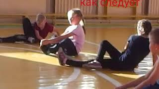Легкая атлетика для детей.