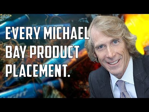 Every Single Product Placement in the Films of Michael Bay