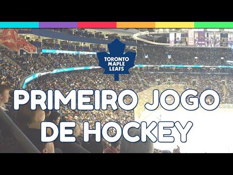#11 - Primeiro jogo de Hockey | Vem Canadá
