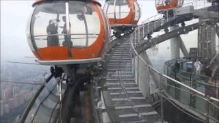 World's highest outdoor ob…