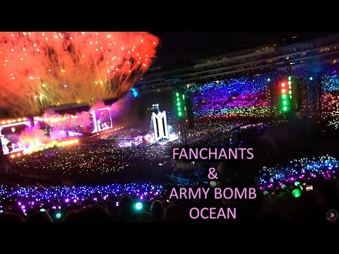 BTS SPEAK YOURSELF TOUR in 30 Minutes // FANCHANTS & ARMY BOMB OCEAN // LA Rose Bowl Concert 190505