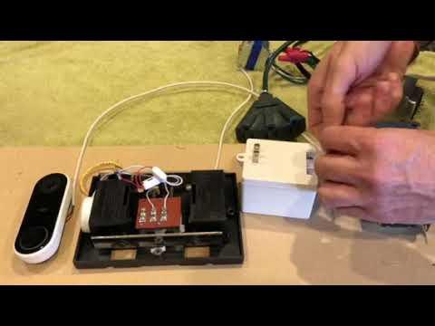 Nest Hello Transformer Plug In Youtube