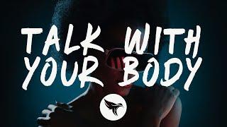 Jason Derulo - Talk With Your Body (Lyrics)